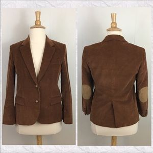 Vintage 90's Corduroy Jacket with Elbow Patches